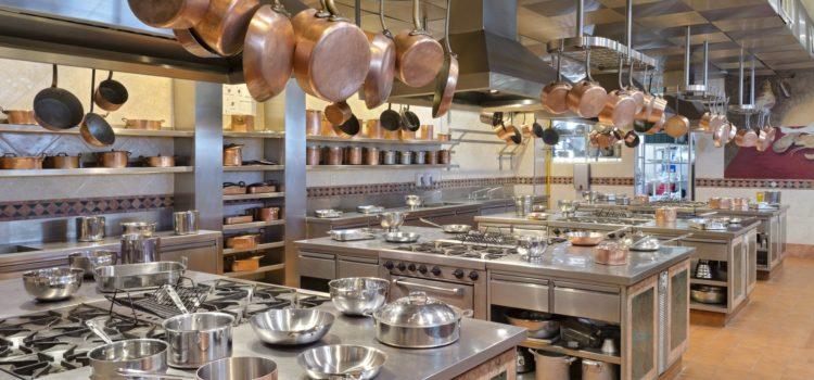 Elementy wyposażenia dla gastronomii. Przegląd rozwiązań
